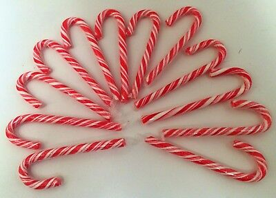 12 Christmas Candy Canes (Boxed) Great Stocking Filler Tree Decoration