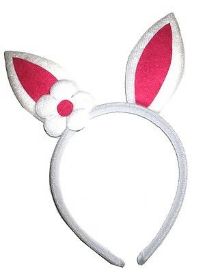 34 x Bunny rabbit ears head band easter party fancy dress wholesale