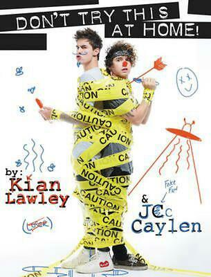 Kian and Jc: Don't Try This At Home! by Kian Lawley Paperback Book (English)