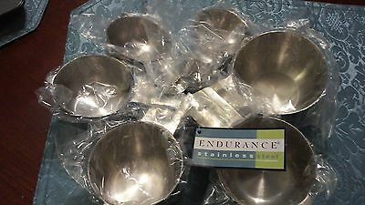 Endurance® Nesting Measuring Cups (set of 6)