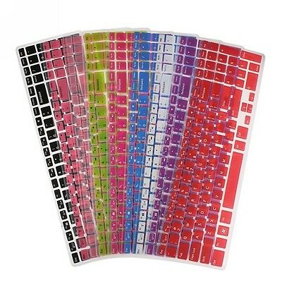New Hot Keyboard Cover Skin for DELL New Inspiron 15C 15CR 15MD 5CD 15MR