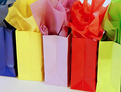 """400/PK TISSUE PAPER 20X26"""" ( SIZE#2 ) solid color tissue paper gift wrap supply"""