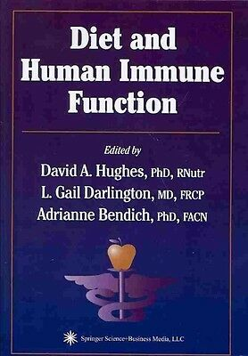 Diet and Human Immune Function by Paperback Book (English)