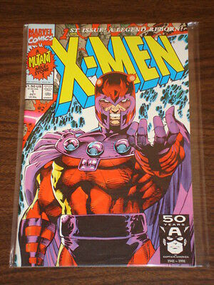 X-Men #1 Vol2 Marvel Comics Cover D October 1991