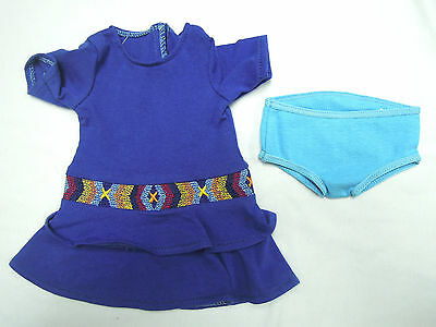 New American Girl - NEW ITEM  - Saige Meet Outfit for Doll ~~ Girl of Year 2013