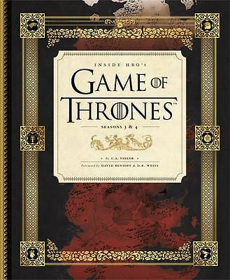 Inside HBO's Game of Thrones II: Seasons 3 & 4 (, Taylor, C.A., New