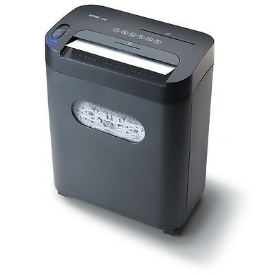 Royal 112MX 12-Sheet Cross Cut Shredder Black
