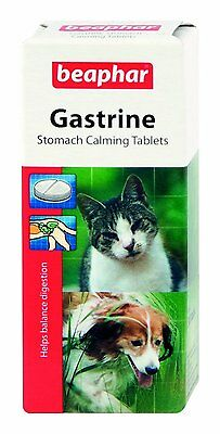 Beaphar Gastrine Tablets - 30s - Health & Hygiene Remedies & Supplements