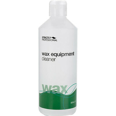Strictly Professional Wax Waxing Equipment Cleaner 4 All Surfaces 500ml SPB0450