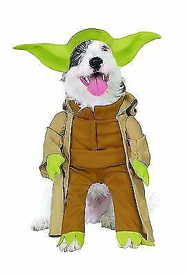 Rubies Star Wars Yoda Darth Vader Dog Halloween Puppy Animal Costume 887893