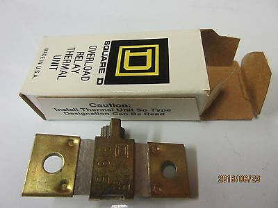 Overload Relay Thermal Units B17.5