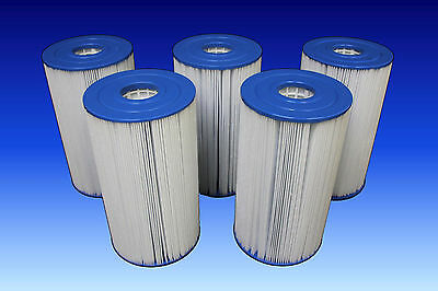 New 5 Pack Spa Filter Fits:hot Springs Unicel C-6430 Pleatco Pwk-30 Fc-3915