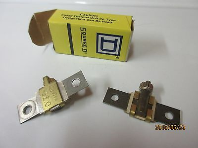 Overload Relay Thermal Units B32