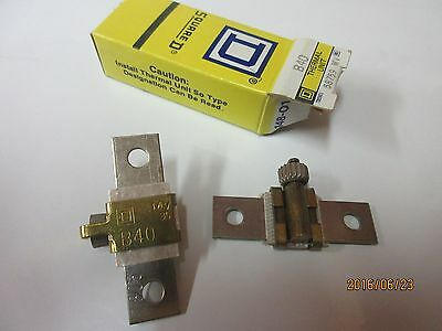 Overload Relay Thermal Units B40