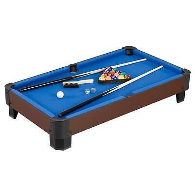 Compact Durable Hathaway Sharp Shooter Top Pool Table Lightweight Economical
