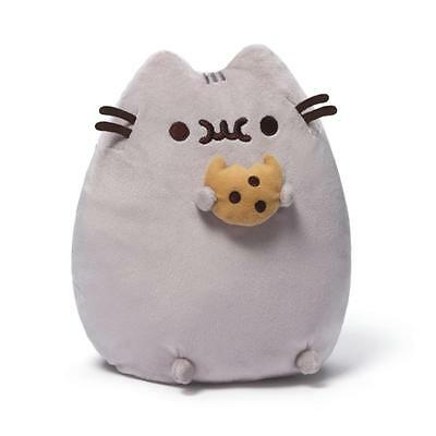 Pusheen the Cat with Cookie Plush 24cm by Gund