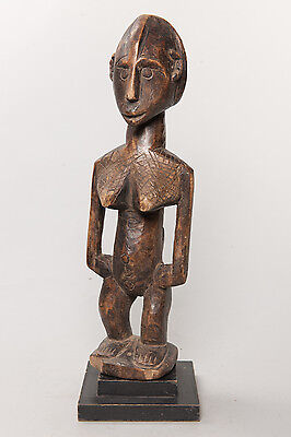 Adouma (Duma) Female Figure, Gabon, African Tribal Arts, Equatorial Africa
