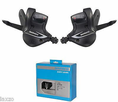 Shimano Acera SL-M360 Shifter Set 3x8-speed RAPID FIRE Plus Levers Pair MTB Bike