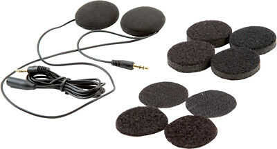 UClear PULSE PLUS Speaker Kit for AMP Bluetooth Headsets Motorcycle Intercom