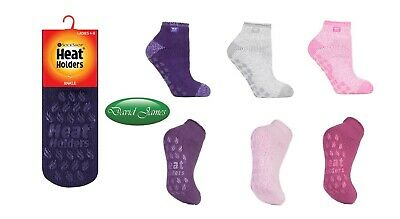 Thermal Warm Heat Holders  Slipper Ankle Sock UK 4-8 EUR 37-42 See Listing
