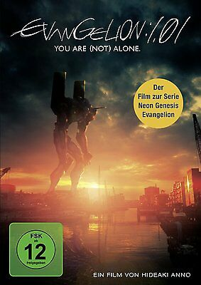 Dvd *  Evangelion : 1.01 - You Are (Not) Alone  # Neu Ovp §