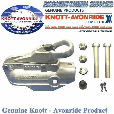KNOTT AVONRIDE 575005 3000kgs  -  50mm CAST HEAD HITCH IFOR WILLIAMS STYLE