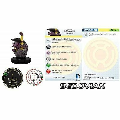 Bedovian 019 - War of Light - Heroclix
