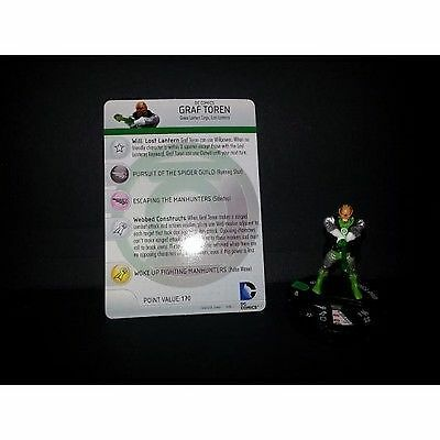 Graf Toren 027 - War of Light - Heroclix