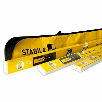 Stabila Wasserwagen Set 80A je 1x 30, 60, 100cm, ink Tasche made in Germany OVP
