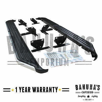 Land Rover Discovery 3 & 4 Side Steps Running Boards OE Style 2004>Onwards