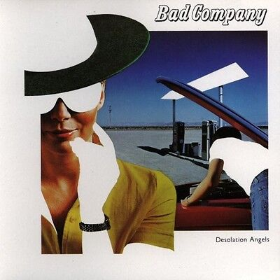 Bad Company - Desolation Angels [New CD]