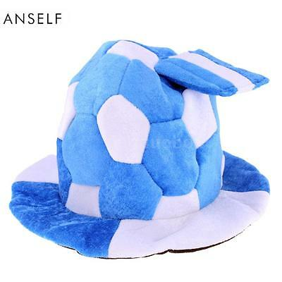 ANSELF Excellent Fans Hat Carnival Cap Football Hat for Party Show Cosplay A2K8