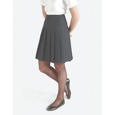 School Uniform, Girls Grey Skirt, Designer Pleated Skirt
