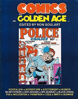Comics: The Golden Age Number 2 May 1984 Basil Wolverton Gill Fox Black Angel