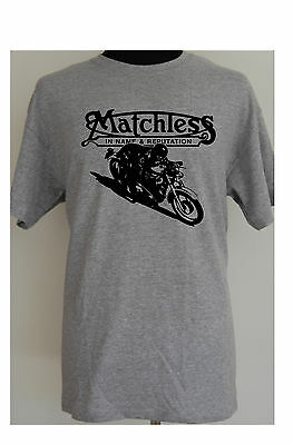 MATCHLESS CAFE RACER - motorcycle t-shirt - S to 5XL
