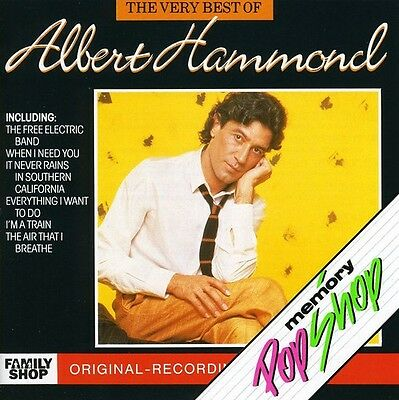 Albert Hammond - Very Best of Albert Hammon [New CD] UK - Import