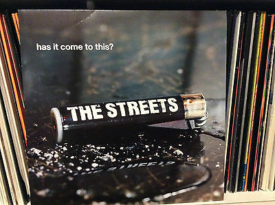 THE STREETS Has It Come To This? Maxi Vinyl Breakbeat 2001