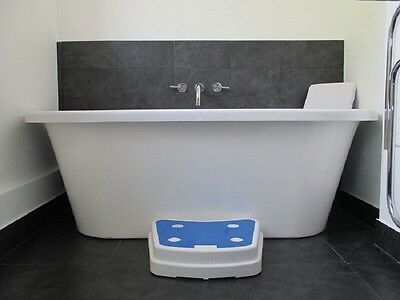 Active Living Stackable non slip Bath Shower Step In or Out  18 stone 120kg max