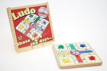 Ackerman Classic Game Ludo Set by Prof. Warbles