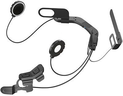 SENA 10U Bluetooth Headset W/Handlebar Remote For Schuberth C3/C3 Pro 10U-SC-01