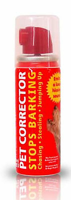 Pet Corrector Dog Training Spray Stop Barking Chewing 30ml - Pack Of 2