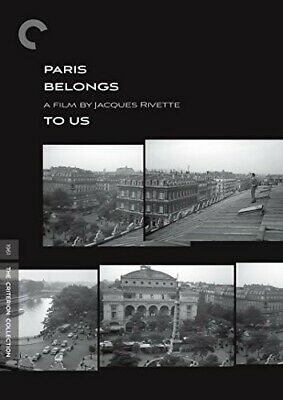 Paris Belongs To Us (2016, DVD NEW)