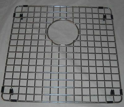 """bottom grid, sink,  15.5""""x15.5"""" stainless 5003364"""