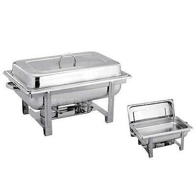 Stainless Steel Chafing Dish / Chafer - 1/1 Full Size