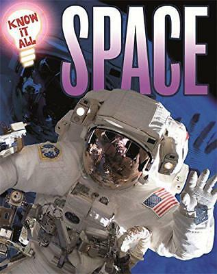 Know It All: Space by Langley, Andrew | Paperback Book | 9781445135960 | NEW