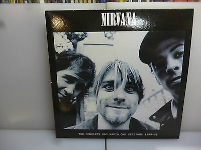 Nirvana-The Complete Bbc Radio One Sessions 1989-91.-Vinyl Lp-New.sealed
