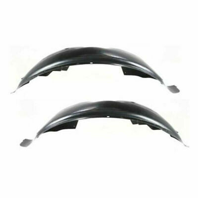 OE Replacement Dodge Nitro Front Driver Side Fender Inner Panel Partslink Number CH1248140