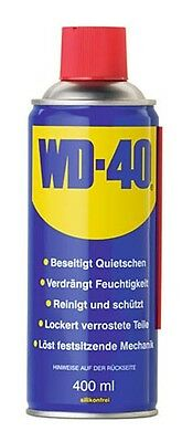 MULTIFUNKTIONSSPRAY WD-40 400 ml