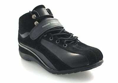 Frank Thomas K-01 Charger Motorcycle Boots Motorbike Boot Ankle Black J&s