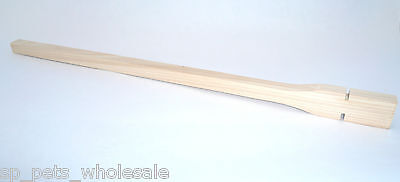 Wooden Twist On Perch For Cage And Aviary Birds  Quantities Available